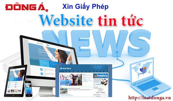 Xin cấp giấy phép website ICP/ tin tức