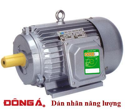 Dán nhãn năng lượng cho motor điện