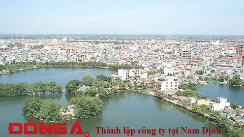 Thành lập công ty tại Nam Định
